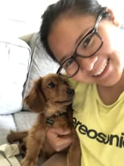 Reliable, friendly and caring pet sitter