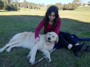 Experienced caring pet sitter, full time house sitter