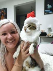 Lifelong animal lover and Cat Mum