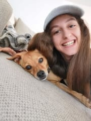 Very reliable pet sitter. Caring and loving.