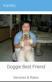 Doggie / pet best friends