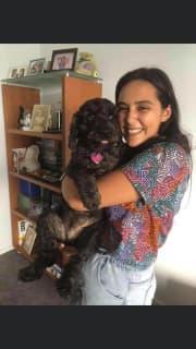 Trustworthy, animal loving and caring pet sitter