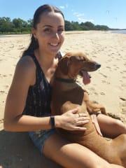 Trustworthy, warm and caring dog lover