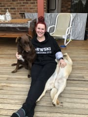 Reliable, trustworthy, caring and loving to all animals (intro rates)