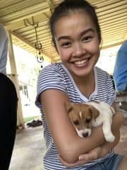 Responsible and loving pet carer