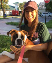 Experienced, energetic and caring pet sitter!