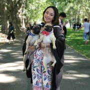 Devoted animal-lover studying veterinary science! Specialising in inner city pets!