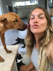 Loving, warm, experienced and trustworthy pet sitter in Scarborough Beach.