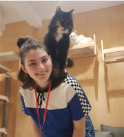 Reliable, caring and loving pet sitter