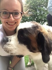 Reliable and animals-loving petsitter in Richmond with accomplished dogtraining classes