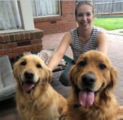 Kind, reliable and loving pet sitter