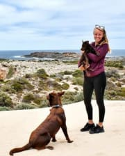 Committed and reliable pet sitter