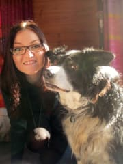 Trustworthy, reliable and caring pet sitter & dog walker.
