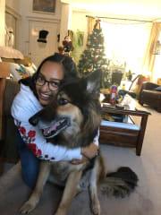 Just a responsible, caring, animal-loving girl!