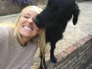 Enthusiastic pet sitter with a lot of love to give!