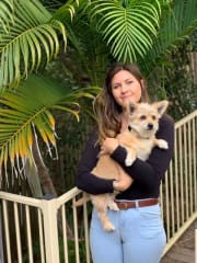 Reliable, trustworthly pet-sitter to care for your fur-babies