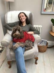 Friendly and loving dog sitter/walker