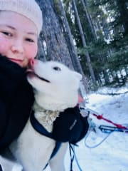 Dog lover, active, love to be outdoors with my pet