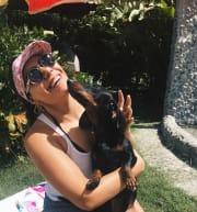 I'm responsible and loving towards pets!
