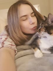 Energetic Animal Lover. Giving your Pets LOVE and ATTENTION