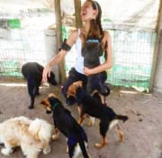 Animal lover who does this just for passion