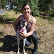 Caring and genuine dog walker/pet attendant in Melbourne's eastern suburbs