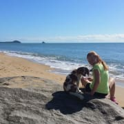 """Aimee's Portsea Retreat"" for pets"