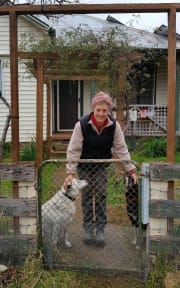 Dog friendly farm stay (female dogs) experienced, caring and reliable