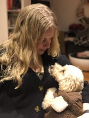 Reliable and pet loving sitter