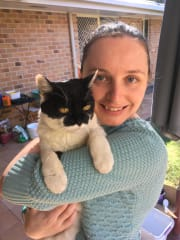Responsible pet sitter who loves cats - Brisbane southside