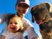 Active outdoor dog loving family!