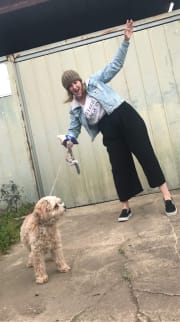 Reliable & fun loving dog sitter