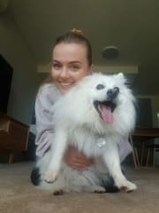 2nd pet free! Experienced pet lover + cuddler!