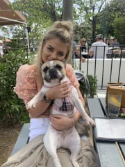 I am reliable, very caring and loving pet sitter.