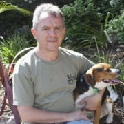 Experienced caring and reliable pet sitter.