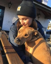 Reliable, loving and active pet sitter