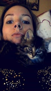 Animal Lover, French Pet Sitter