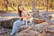 Friendly, mature, trustworthy registered Veterinary Nurse & animal lover.