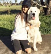 Caring Veterinary nurse and pet sitter