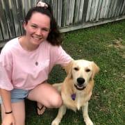 Trustworthy and loving vet student