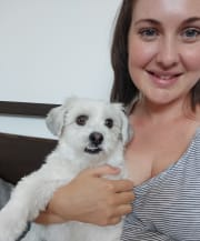 Loving, fun, caring pet sitter with an active lifestyle.