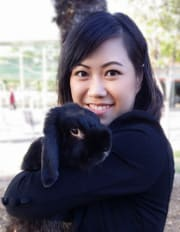Reliable, caring, trustworthy with an affinity for Rabbits.