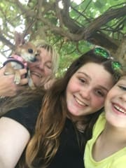 caring and reliable pet sitter