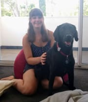 Reliable, friendly, trustworthy dog lover ??