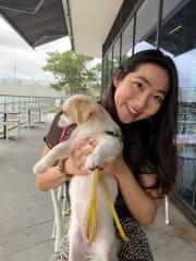 Dog lover since I was born ?
