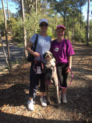 Reliable and Friendly Mother and Daughter Pet Walking Team