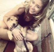 Reliable, loving, active and caring pet sitter