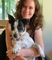 Dog walker and pet sitter in Annandale