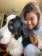 Monchi reliable pet sitter from Jpn