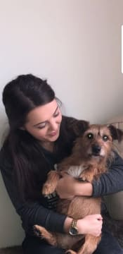 Reliable, caring and loving pet sitter!